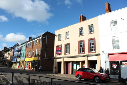 57-58 High Street comprises a Grade II Listed three storey building fronting the High Street in Banbury. The premises available for sale comprises the front part of the property over three floors....