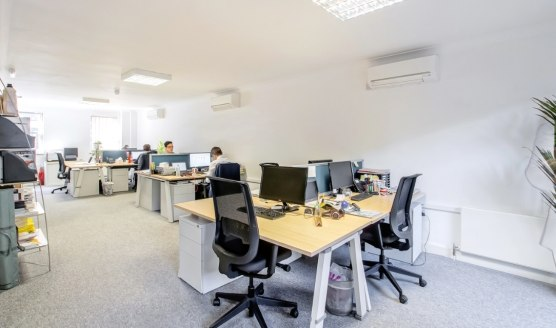 The subject accommodation is a self-contained office situated on the ground floor. The unit benefits from air conditioning and great levels of natural light served from windows on front and rear elevations. The floor also benefits from its own demise...