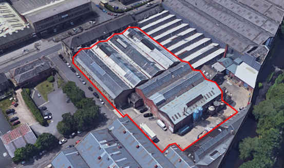 The property comprises a series of industrial / engineering buildings with internally constructed offices (adjacent Graham Street with ground level access). The main workshop accommodation was previously used for engineering purposes with an eaves he...