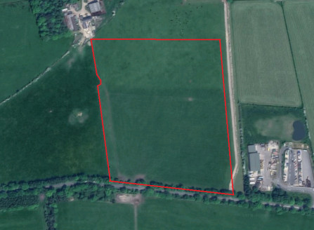DESCRIPTION\n\nThe Freehold land comprises a level site currently used as grazing land. There is a public right of way across the site running East to West. Although not in the Greenbelt, the land is currently outside the development limits....
