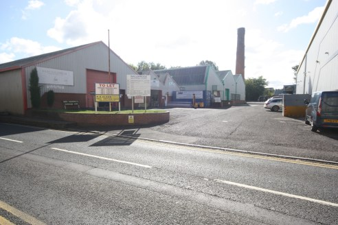 Industrial Estate Extending to 20,077 Sq Ft on 1.24 acres (1,865.92 Sq M on 0.50 ha)
