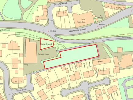 BEST & FINAL OFFERS INVITED BY 12 NOON ON WEDNESDAY 3 MARCH 2021.  There are two parcels of land, both being graveyards that are closed in terms of ongoing burials.  The first parcel is elongated extending to around 0.123 hectare (0.304 acre), whilst...