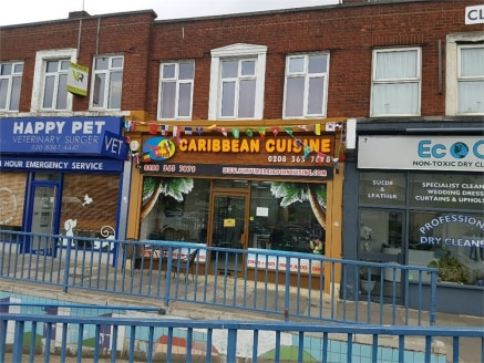Business lease for sale\n\nalexandra park is pleased to offer this Caribbean food outlet A3/A5 business lease for sale off the A10 Great Cambridge Rd. The premises has been refurbished to a high standard. 10 yrs lease remaining. Rent £13,500 p...