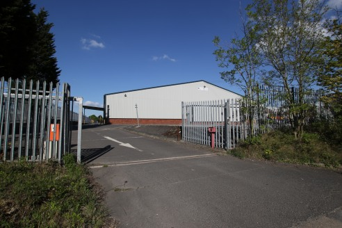 **Long Leasehold** The property comprises a refurbished two storey office building fronting the ring road. To the rear of this is a north-lit warehouse leading to a self contained large warehouse with yards to 3 sides. Access to the property is provi...