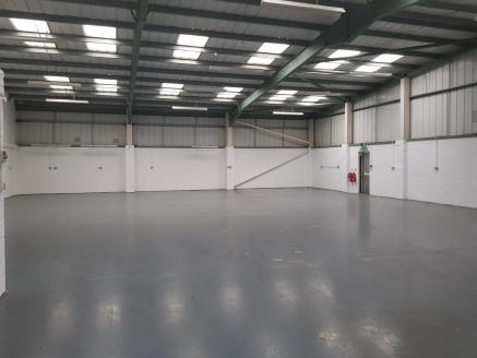 Light Industrial units on an established modern estate   TO LET (4,278 sq ft)  Unit 16 is available