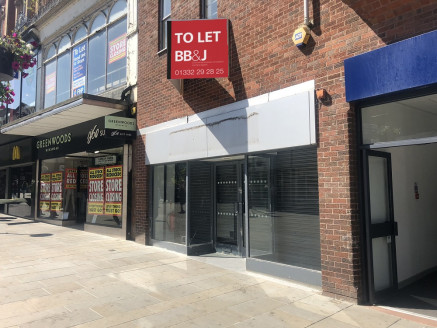 The subject property comprises of the former Footlocker premises and provides an expansive retail area together with cellular storage located to the rear of the property.   Furthermore located to the rear of the property are the male and female WC fa...
