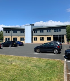 This property comprises a purpose-built high specification office facility arranged over two floors. The available suite is situated to the first floor and benefits from;  *Male and Female Toilets, Showers, Lockers/Changing    Room  *Environmental/En...
