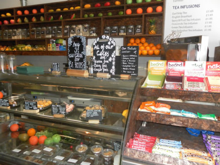 Juice Bar & Health Foods Located In Royal Leamington Spa For Sale\nRapidly Expanding Market Sector\nLifestyle & Health Conscious Business\nRef 2310\n\nLocation\nThis outstanding health food concern is located on a main High Street in the heart of Lea...