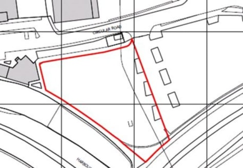 Car Park Site\n\nON THE INSTRUCTIONS OF MID & EAST ANTRIM BOROUGH COUNCIL\n\nThe car park is located on the Circular Road and occupies a prominent position within the town centre.\n\nLarne is a popular provincial town which is located some 22 miles f...
