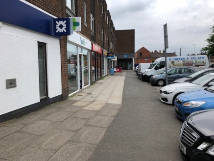 The property forms part of large shopping parade known as The Tanyard with customer parking to the front of the parade and a shared loading area and staff parking to the rear. The accommodation comprises a small ground floor retail unit with first fl...