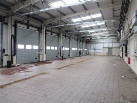 High quality modern showroom premises with ancillary workshop and office space, plus substantial external display/parking/storage.<br><br>Suitable for continued similar use or could convert to retail, office and/or industrial, subject to securing nec...