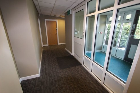 LOCATION\n\nThe premises are situated in the heart of an established business community which includes a multi tenanted office complex and The Chai Centre\n\nDESCRIPTION\n\nThe building has been refurbished recently to incorporate energy efficiency m...