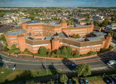Prestige Town Centre Offices to rent in Colchester. Flexible and inclusive terms available on request. http://theoctagoncolchester.com/<br><br>The Octagon is Colchester's landmark office building comprising approximately 100,000 sq. ft. of high quali...