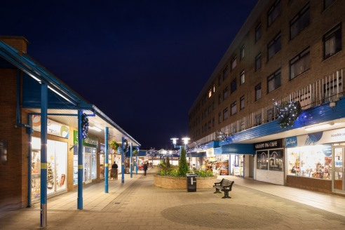 <p>The Park Farm Shopping Centre provides the principle retailing destination for Allestree, a large residential suburb approximately 1 mile north of the city Centre.</p>  <p>Allestree benefits from an affluent catchment with the resident population...