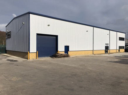 The property briefly comprises a modern industrial and office hybrid unit of modern portal framed construction with insulated profiled metal sheet cladding. Internally the industrial accommodation benefits from:  Minimum internal working eaves height...