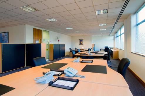 High quality serviced offices on flexible terms