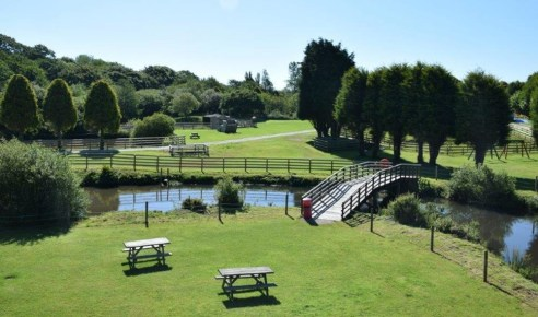Campsite with Children's Fun Park Located Near Newquay For Sale\nBoating Lake & Planning Permission for Large Owners accommodation (Bungalow)\nAmazing Views Of The Cornish Countryside\nEnglish Heritage Site Of Special Scientific Interest\nRef 2149 Fr...