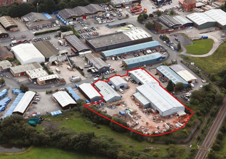 BEST OFFERS REQUESTED BY 1 PM FRIDAY 20TH SEPTEMBER 2019  Modern, multi-let industrial investment opportunity.  Situated on a well established industrial estate in Wrexham.  Offering potential to add value through active asset management.