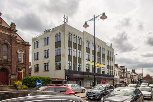 FOR SALE BY WAY OF AUCTION - 30th May 2019  South Tyneside House comprises of a 4 storey office building constructed from steel portal frame. Internally, the central core has been refurbished to a good standard and offers access to the ground floor a...