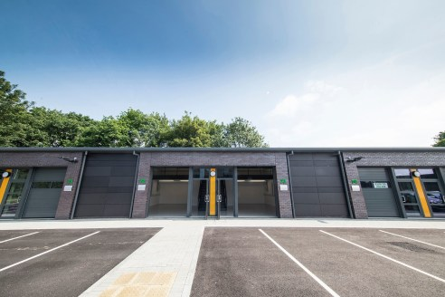 Fully Managed New Business Units  From 66 sq m (705 sq ft)