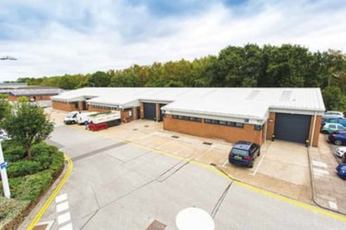 Unit D Barwell Business Park, Chessington, Surrey, KT9 2NY