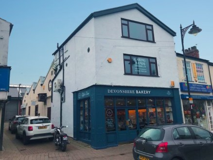 A self-contained first and second floor office suite with first window frontage on to Church Street.  Access is via a private entrance door on Fryer Street.  Neighbouring property fronting Church Street is predominantly retail and off-site parking is...