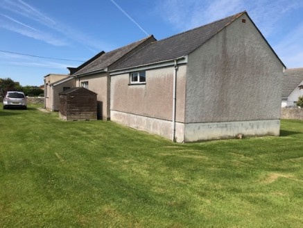 A single storey detached premises dating back to 1956. A former masonic lodge, the building stands proudly within a substantial plot and is ideal for any prospective purchaser to convert into a residential dwelling subject to planning or as a potenti...