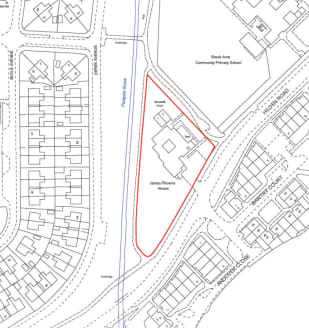 Land for sale by informal tender in Warrington.   The site extends to some 0.94 acres (0.38 hectares) and is considered to be suitable for a variety of uses (subject to planning). An indicative scheme for 18 residential units is contained within the...