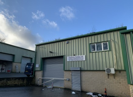 The property comprises a steel portal framed industrial/warehouse unit having a profile metal sheet clad roof incorporating translucent roof lights and reconstituted stone/metal sheet clad walls providing a contemporary finish.   Internally, the acco...