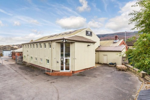 Summary  • Office and Workshop Opportunity  • 3,253 sqft Office Space Available  • 1,036 sqft Warehouse Available  • High Quality Modern Office Accommodation  • 9 Car Parking Spaces Available  Description  The property i...