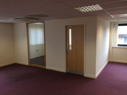 The suite provides a prestigious high quality first floor three storey forming part of a building in the premier business park of Shrewsbury.<br><br>The property comprises a modern, detached office building, having brick elevations beneath a low pitc...