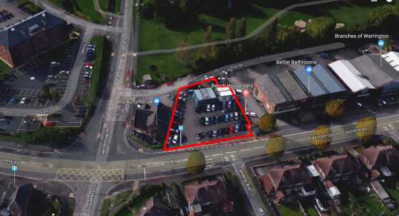 An extremely rare opportunity has arisen to acquire a dual access car sales pitch in a prime South Warrington main road location.   The site extends to approximately 1,100 m with over 50 car sales bays from stock vehicles.   The site enjoys direct ac...