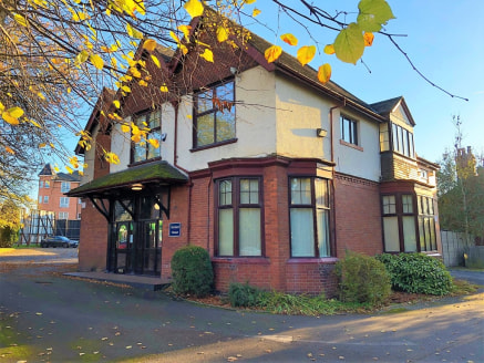 Renford House is a prominently located period detached office premises originally constructed in the late 1800s and more recently extended at ground and first floor level.