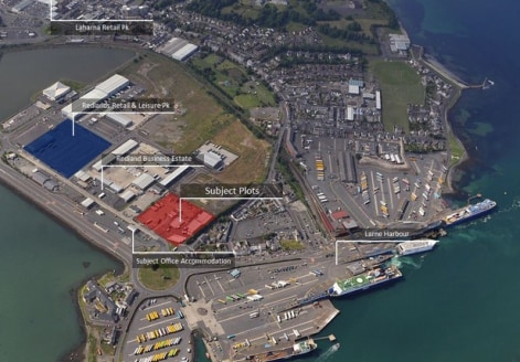 Redlands Road (Port of Larne), Larne, BT40 1AX, | OKT (O'Connor Kennedy Turtle) - Commercial Property Consultants