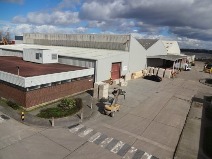 A range of warehouse / manufacturing / workshop accommodation on a secure fenced and gated estate  Additional laboratory and office accommodation also available  Unit 19-1 - 14,240 sq ft - Under Offer  Unit 19-2 - 16,890 sq ft - LET  Unit 19-3 - 10,9...