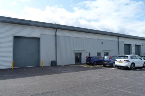 Unit D2 is one of a number of new trade counter units which have recently been constructed at Trentham Trade Park off Stanley Matthews Way in Trentham. The subject property is approximately 4.5 miles from Hanley City Centre and is in close proximity....