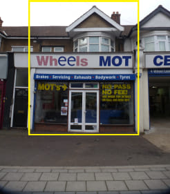 The property comprises of a ground floor lock up shop currently trading as a car repairs and MOT garage and has been trading since approx 1990, the lease expires 1st August 2021 paying £14,250 p.a.x.   The shop benefits from air conditioning, suspend...
