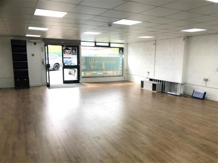 Ground floor shop unit suitable for a variety of uses\n\nACCOMMODATION\n\nTrading areas 90.06 m2 1012 sq ft\n\nplus w/c\n\nTERMS\n\nThe property is available by way of a new Full, Repairing & Insuring Lease in the region of £13,950 per annum.\n...