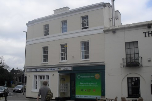 <p>Prominently situated in one of Cheltenham's main shopping areas in the centre of the town. The premises benefits from an attractive corner position and period features.</p><p>Retail unit to let located on the High Street</p>  <p>High footfall area...