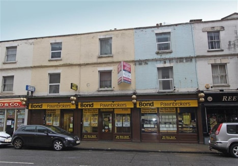 An exciting opportunity to purchase three adjoining mixed-use investment properties arranged as a triple fronted ground floor retail unit with 4 flats above (2 x 2 Bed Maisonettes, 1 x 1 Bed Maisonette and a 1 Bed Flat).   In addition the property in...