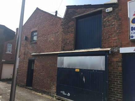 A fully equipped engineering workshop located to the rear of Waterloo Road at South Shore. The two storey workshop is fully equipped with associated machinery including a CNC milling and turning machine. Approximately 900 sq ft to each floor with par...