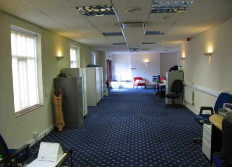 A self contained ground floor office suite forming part of the Creech Castle complex, within 1 mile of J25 of the M5 motorway. The accommodation includes open plan offices, 2 meeting rooms, a kitchen and break-out space, plus parking permits for 7...