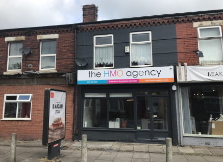 The property comprises a two storey mid-terraced retail premises of brick construction beneath a pitched slate roof.   The ground floor is a retail unit currently trading as the 'HMO Agency'. The unit comprises an open plan sales area, a meeting room...