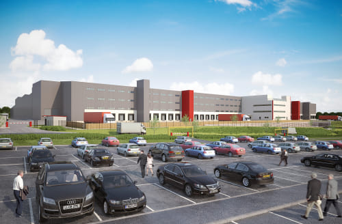 Strategic industrial location with direct access to M62 and A1(M) corridors. Available Q3 2020.