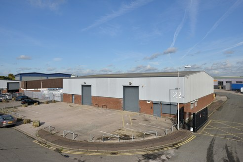 Fully refurbished industrial/warehouse units. Excellent motorway access. High profile location. Close proximity to Media City and Manchester City Centre. Established commercial/industrial location. B1 (c), B2 & B8 permitted use. Well managed estate....