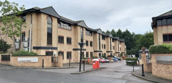 St Georges Square was constructed in 1989 and provides a number of modern and well presented purpose built office units.  This particular property provides for a mix of open plan and cellular office accommodation arranged across ground, first and sec...