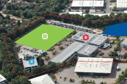 Planning consent is being sought for two high quality detached industrial units