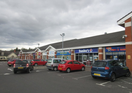 <p>The property comprises a neighbourhood scheme with adjacent Greene King Pub and children's day nursery.&nbsp; To the front of the scheme is a large tarmacadam surfaced and fully delineated shared car park offering ample customer car parking provis...
