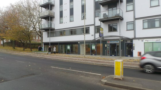 These recently refurbished first floor premises benefit from a ground floor entrance with both stair and lift access. The suites both have a large open plan office and a meeting room with shared kitchen and WC facilities and onsite parking for 2 cars...