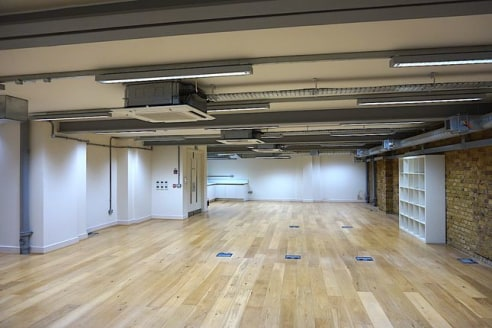 Available immediately<br><br>Shoreditch - 3,300 sq. Ft. (approx.) lower ground floor office unit offering period features and natural daylight...